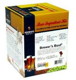 BREWER'S BEST PEANUT BUTTER BROWN 1GAL KIT
