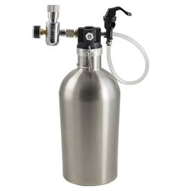 Ultimate Draft Growler - Complete with CO2