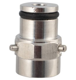 BREWMASTER Body Connect- Pin Lock Gas-In (2 pins)
