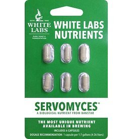 WHITE LABS Servomyces