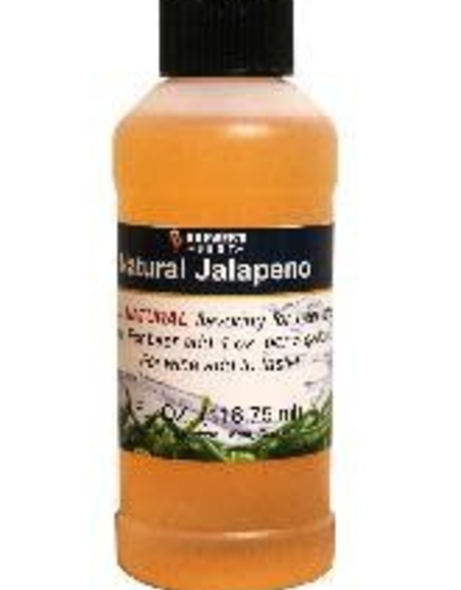 JALAPENO FLAVORING EXTRACT 4 OZ