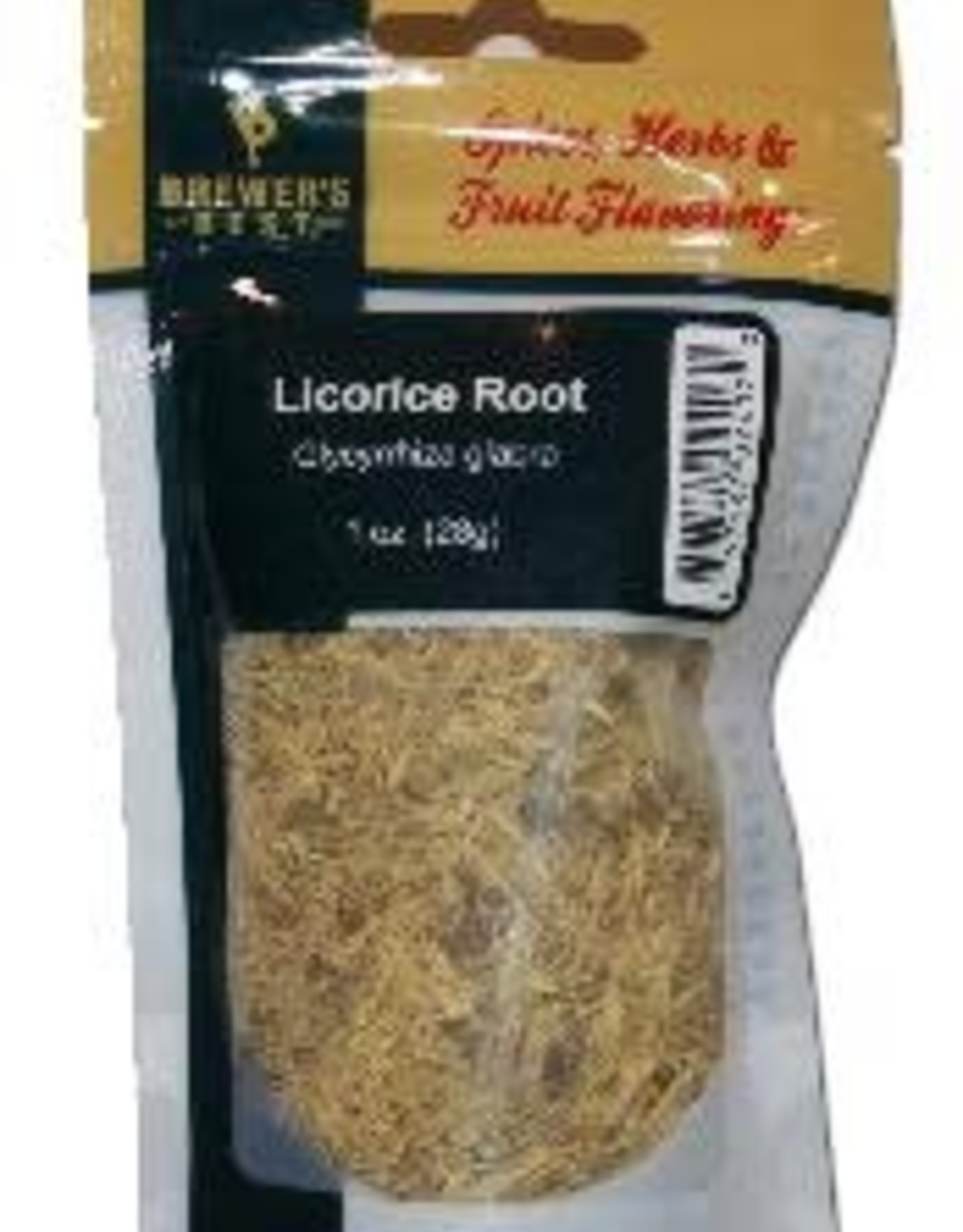 LICORICE ROOT 1 OZ