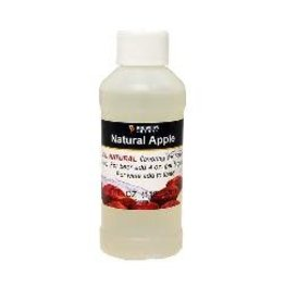 APPLE FLAVORING EXTRACT 4 OZ