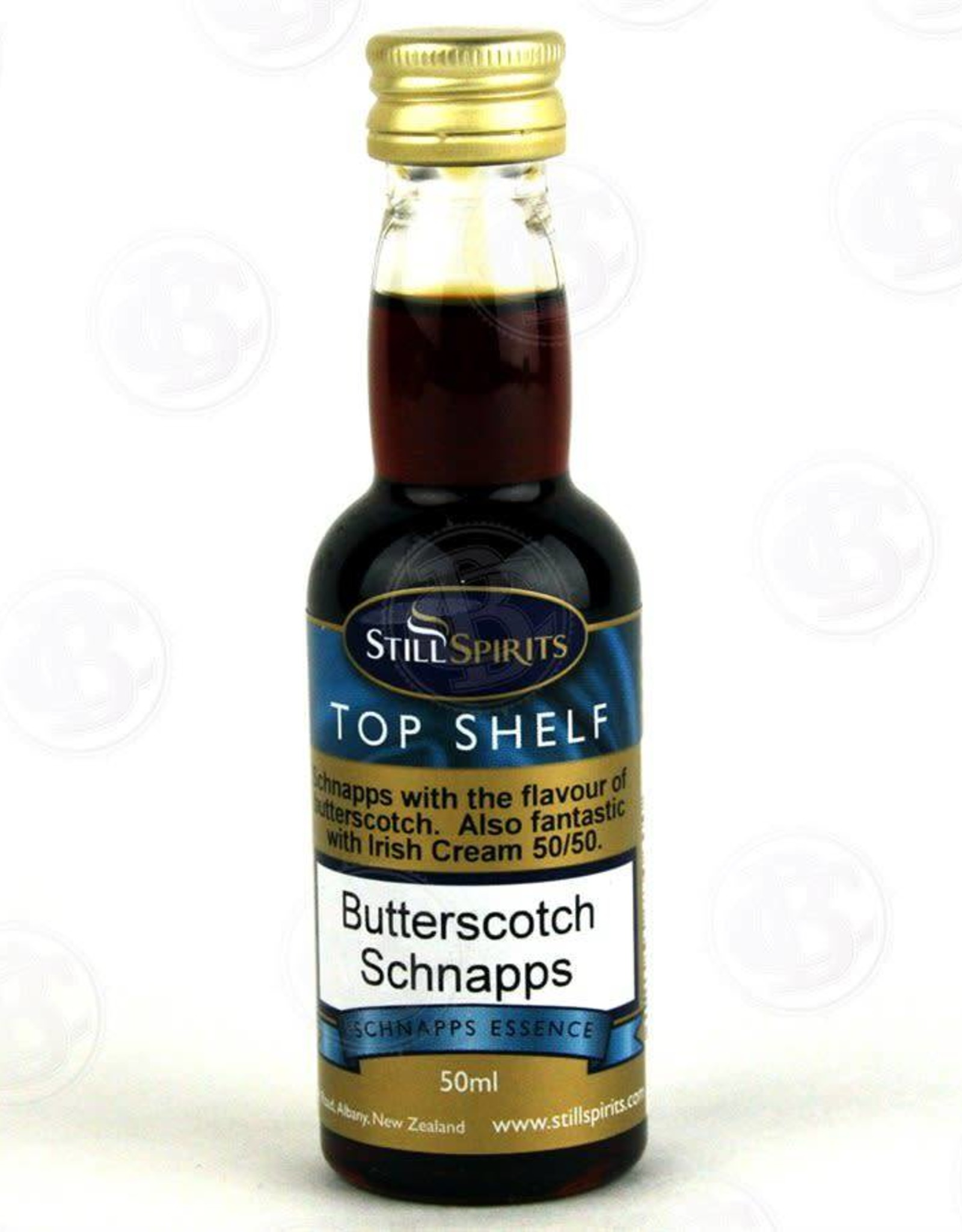 TOP SHELF BUTTERSCOTCH SCHNAPPS