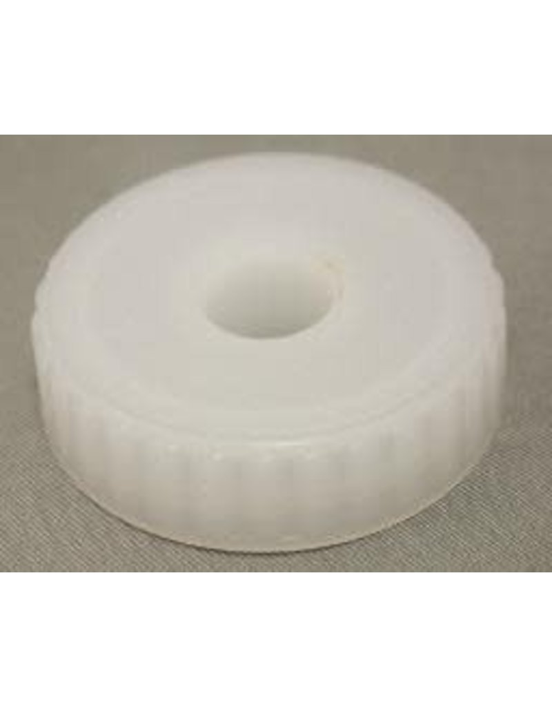 38 MM SCREW CAP WITH HOLE FOR GALLON JUG
