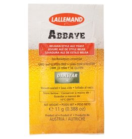 LD CARLSON LALLEMAND ABBAYE ALE BREWING YEAST 11 GRAM