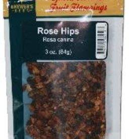 ROSE HIPS 3 OZ