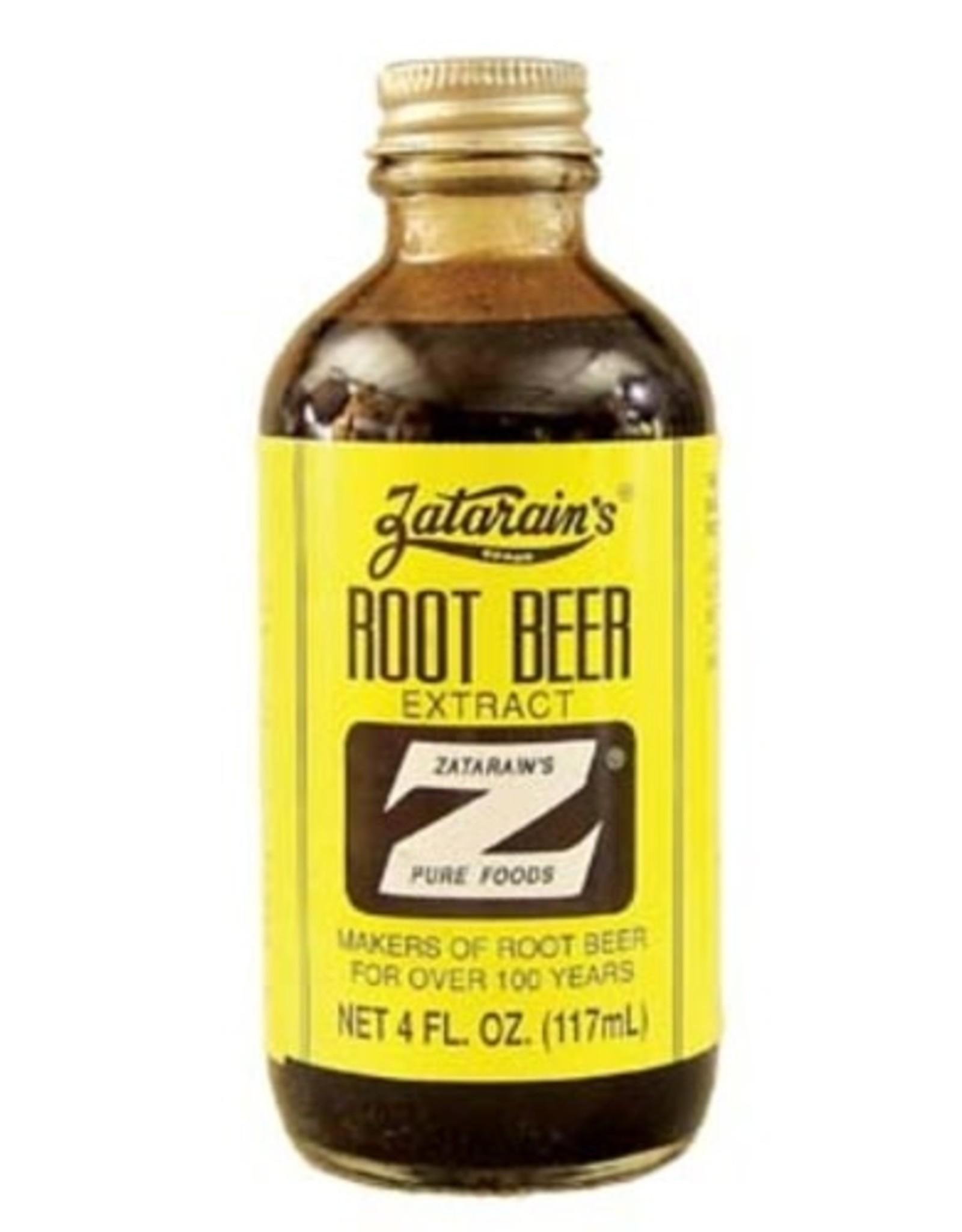 Zatarains Root Beer Extract - 4 fl oz