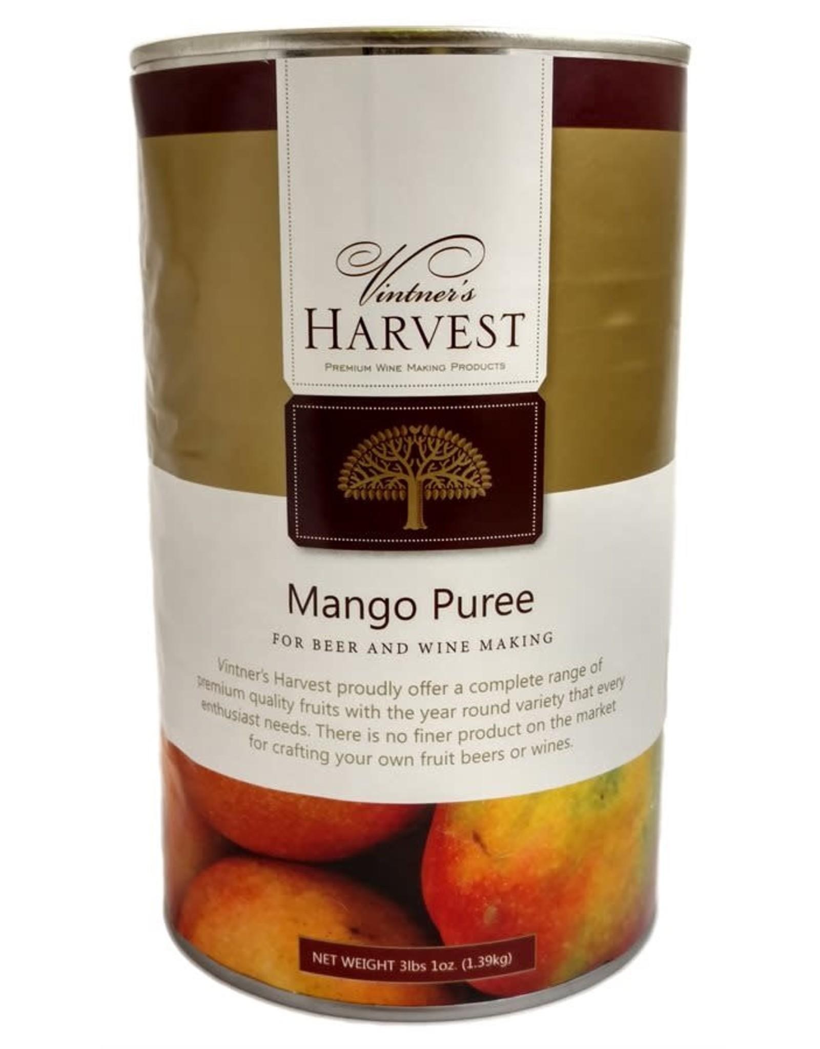 MANGO PUREE - 49 OZ