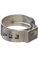Stepless Hose Clamp - 5/16 in. - 3/8 in. OD Tubing ( fits gas line)