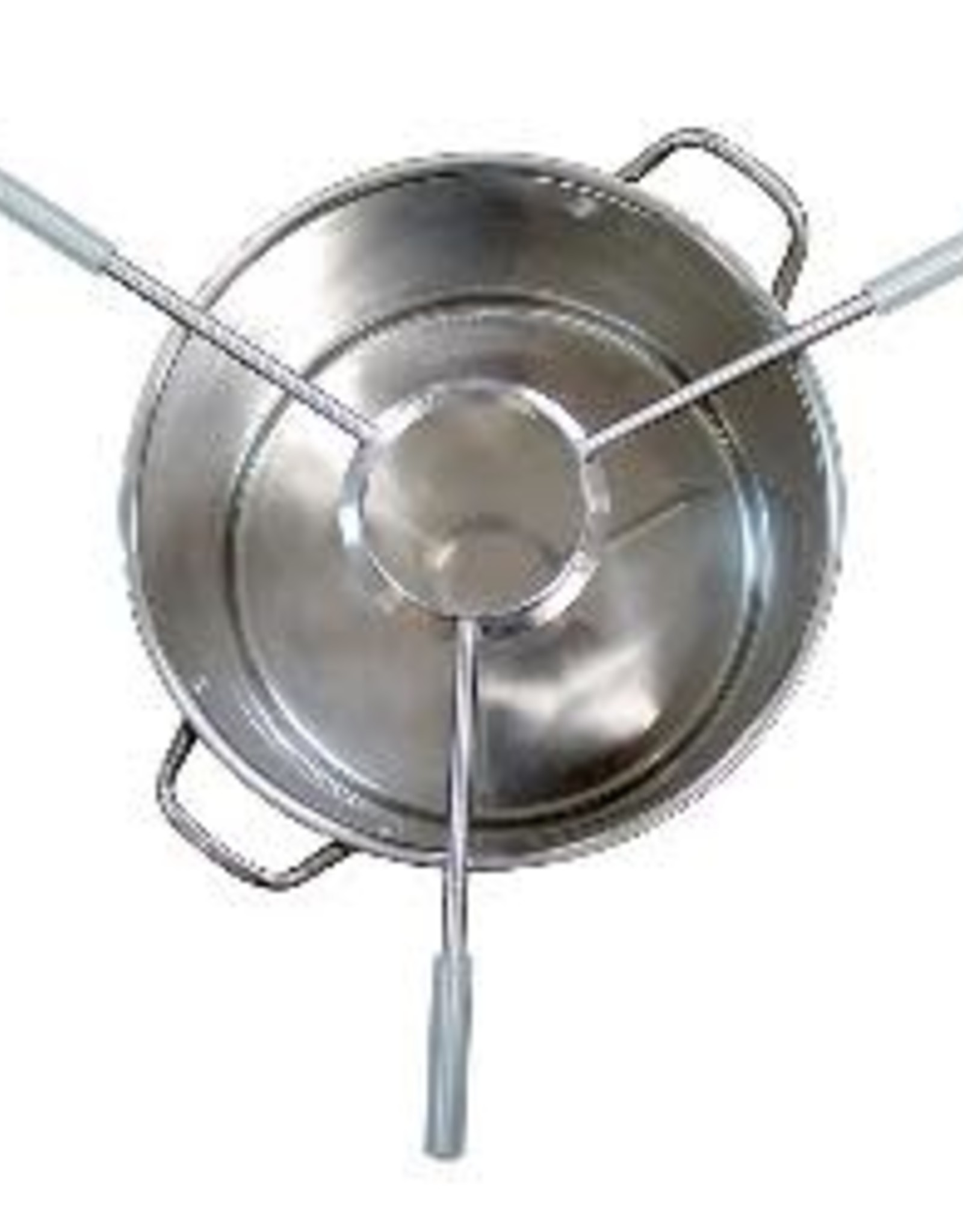 STAINLESS STEEL KETTLE SPIDER