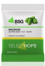 MAGNUM-  GERMAN HOP PELLETS 1 oz.