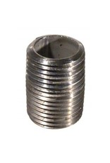 "Stainless Nipple - 1/2'' x 1"" Threaded (close)"