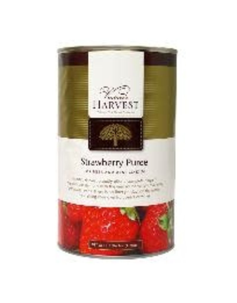 STRAWBERRY PUREE 49 OZ VINTNER'S HARVEST