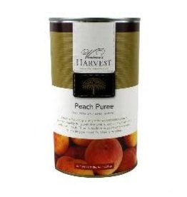 PEACH PUREE - 49 OZ CAN