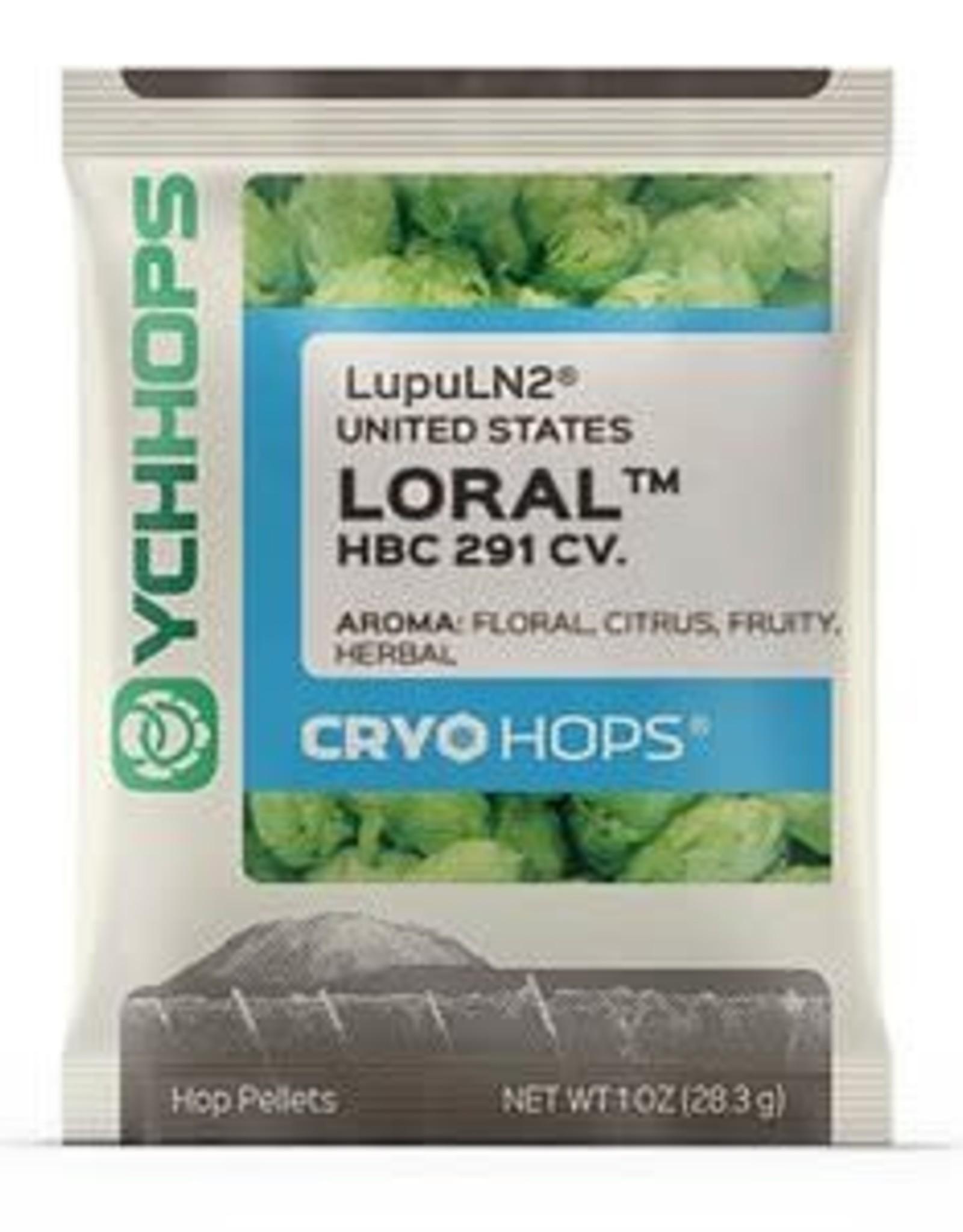LORAL CRYO HOPS
