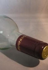 PVC SHRINK CAPS BURGUNDY/GOLD GRAPES 30/BAG