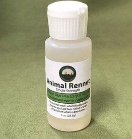 Animal Rennet (Liquid 1 oz.)