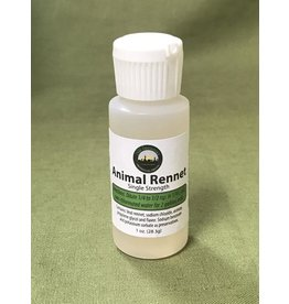 Animal Rennet (Liquid 1 oz.)