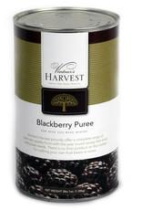 HARVEST BLACKBERRY PUREE - 49 OZ CAN