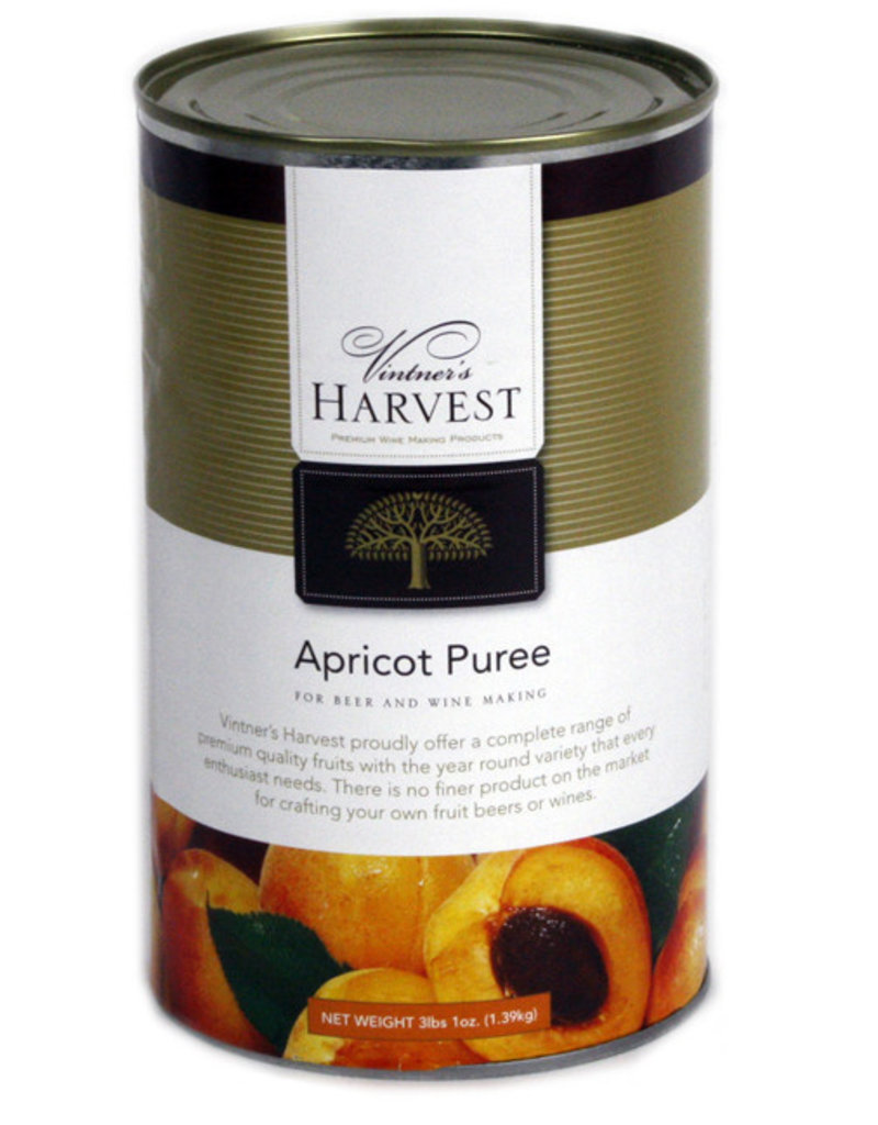 APRICOT PUREE - 49 OZ CAN