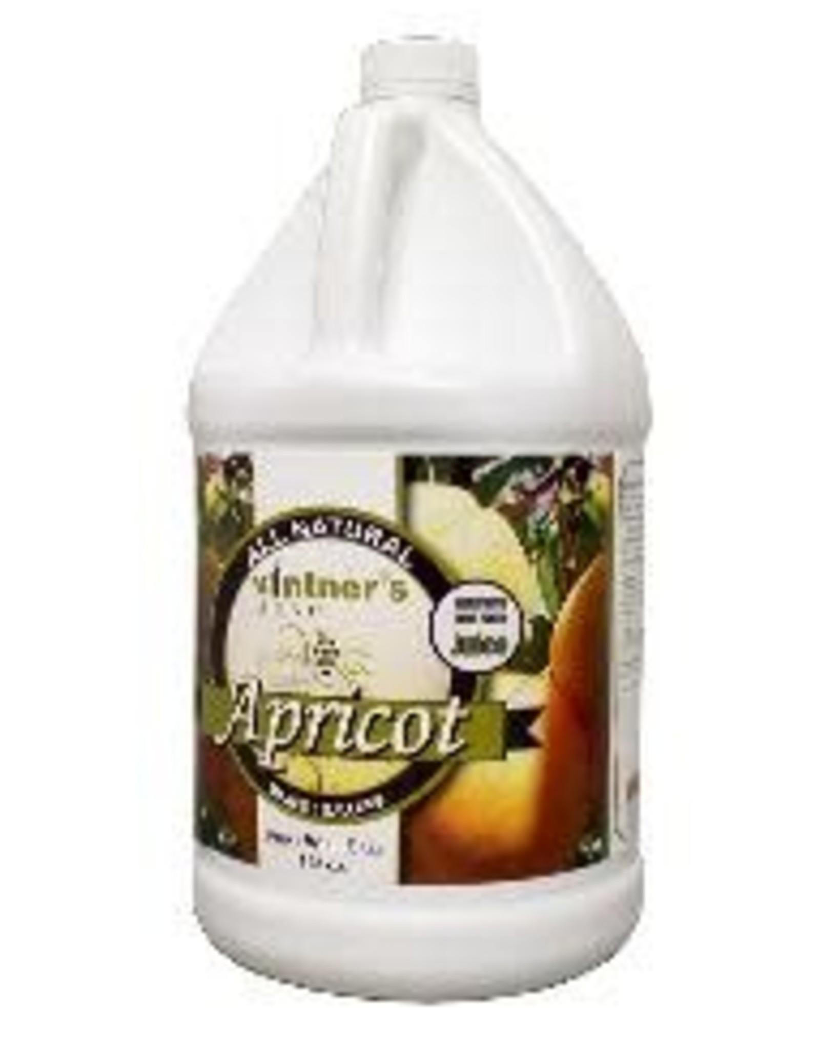 APRICOT FRUIT WINE BASE 128 OZ (1 GALLON)
