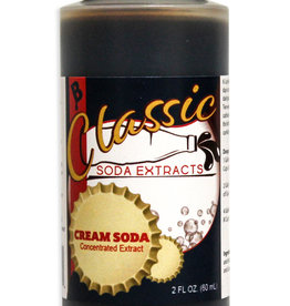 CREAM SODA EXTRACT- 2 oz.