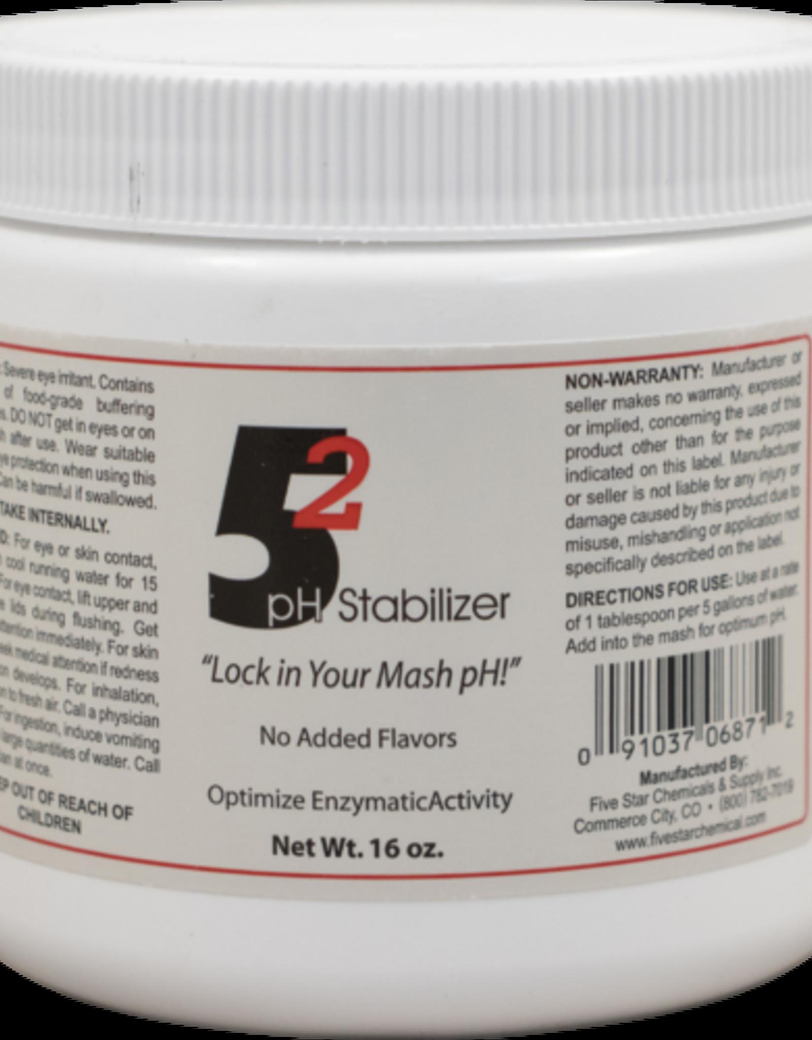 5.2 pH Stabilizer 1 lb.