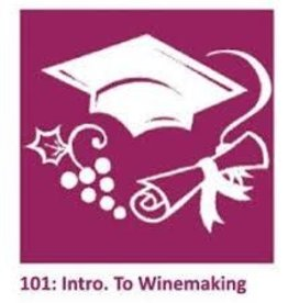 Intro To Wine Making
