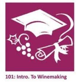 Intro To Wine Making