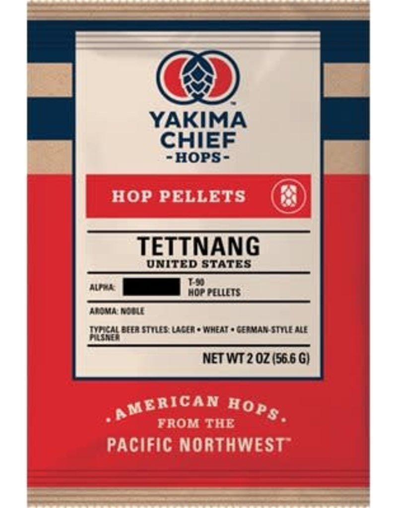 German Tettnang Hops 2 oz. Package