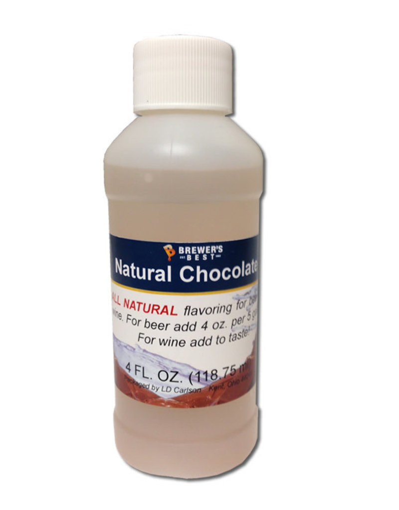 CHOCOLATE FLAVORING EXTRACT 4 OZ
