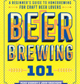 Brewing 101- Brewing Beer for Beginers