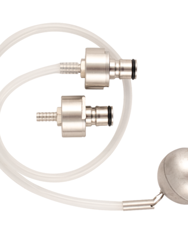 Pressure Kit for 27L FermZilla (Stainless Steel)