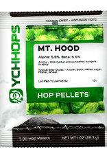 MT HOOD Hop Pellets- 1 oz.