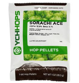 SORACHI ACE Hop Pellets- 1 oz.
