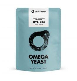Omega Yeast OYL033 Jovaru™ Lithuanian Farmhouse