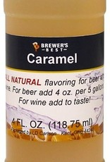 CARAMEL FLAVORING EXTRACT 4 OZ