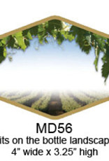 MacDay Label MacDay (Diamond Vineyard) 30pk Labels