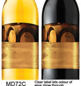 MacDay Label MacDay (Barrels) 30pk Labels