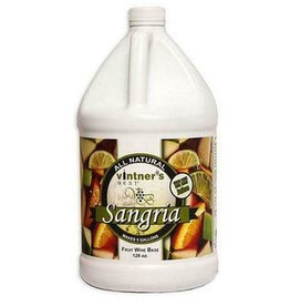 VINTNERS BEST Vintner's Best Sangria Fruit Wine Base-128 oz. Jug