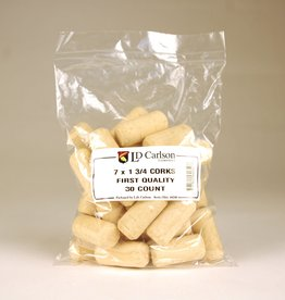 7 X 1 3/4 30ct FIRST QUALITY CORKS
