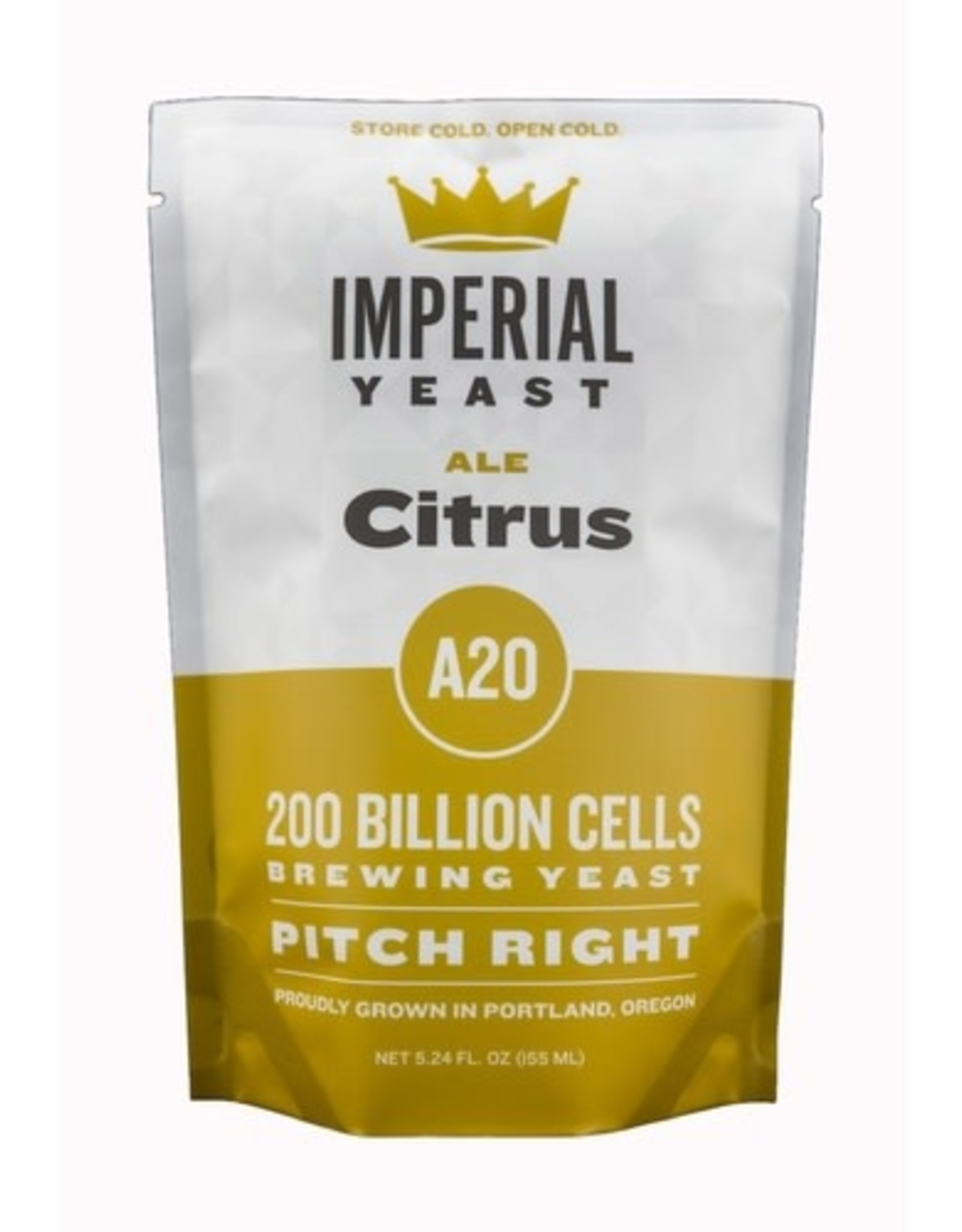 Imperial Yeast A20 Citrus- Imperial Yeast