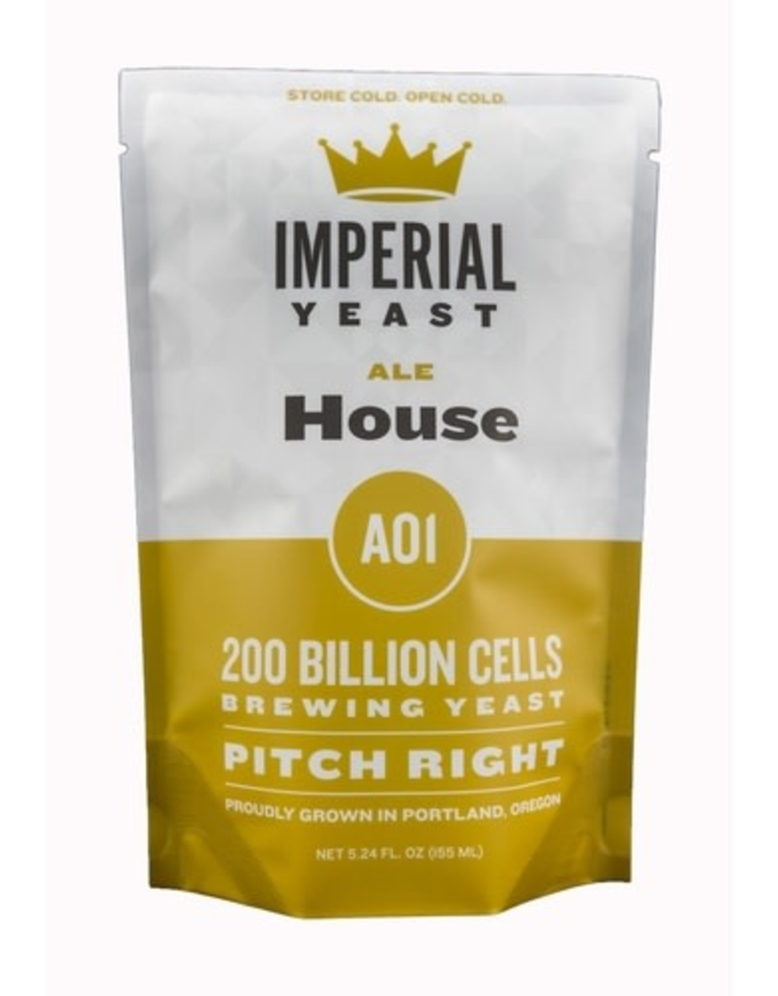 Imperial Yeast A01 House- Imperial Yeast
