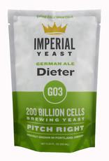 Imperial Yeast G03 Dieter- Imperial Yeast
