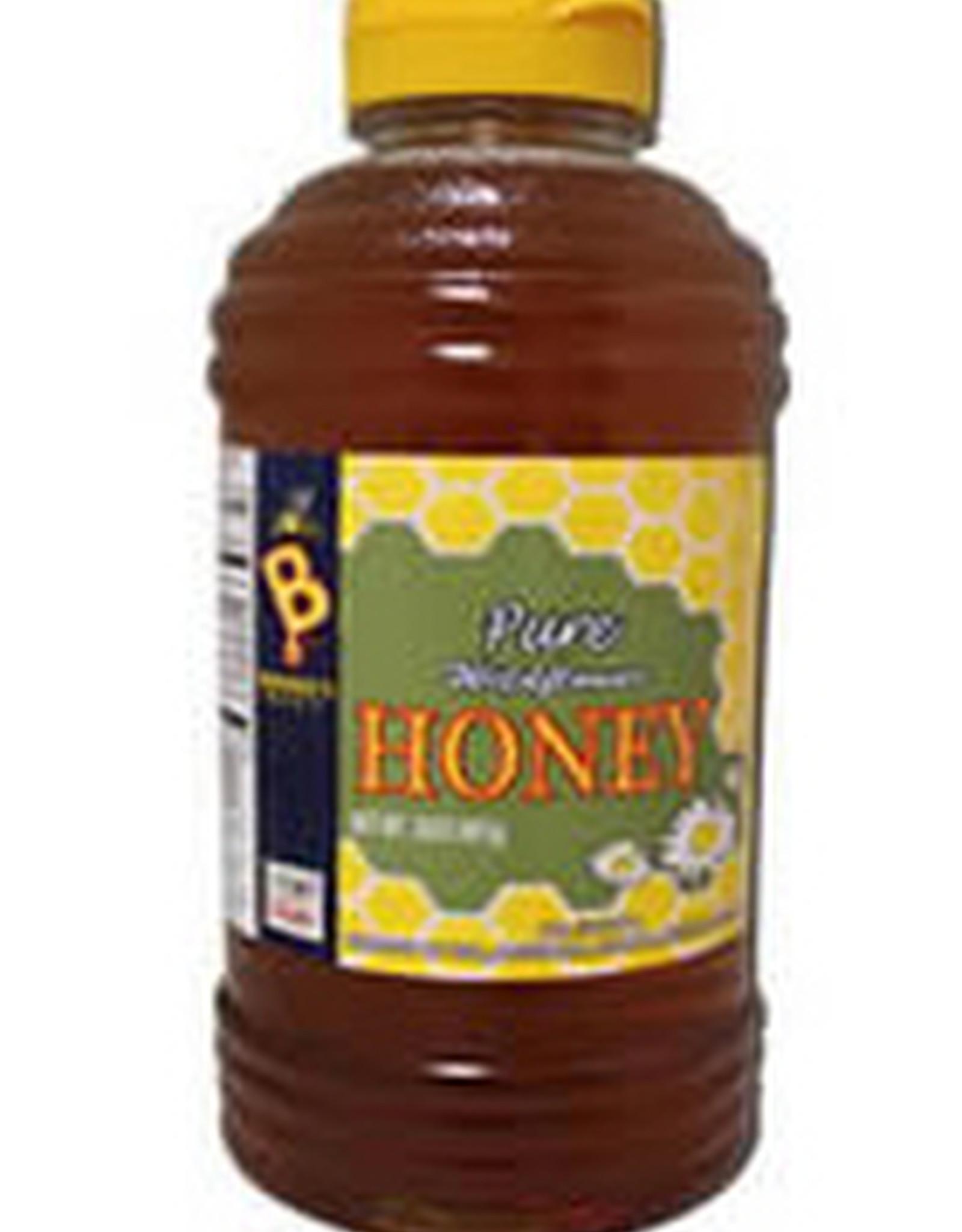 HONEY- BREWERS BEST WILDFLOWER 2lb. JAR