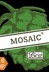 MOSAIC- WHOLE CONE HOPS- 1lb.