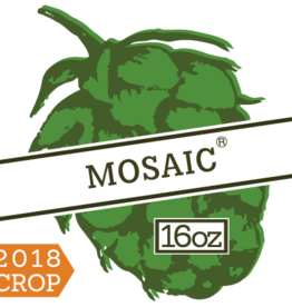 MOSAIC- WHOLE CONE HOPS- 1lb.
