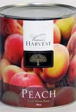 VINTNERS HARVEST Vintner's Harvest Peach Fruit Base (96 oz)