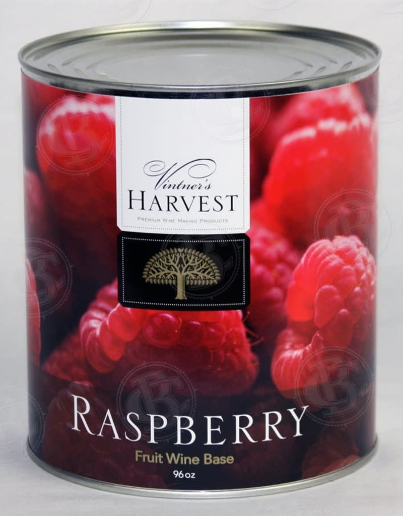 VINTNERS HARVEST Vintner's Harvest Raspberry Fruit Base (96 oz)